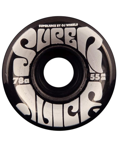MINI SUPER JUICE TRANS BLACK 78A 55MM