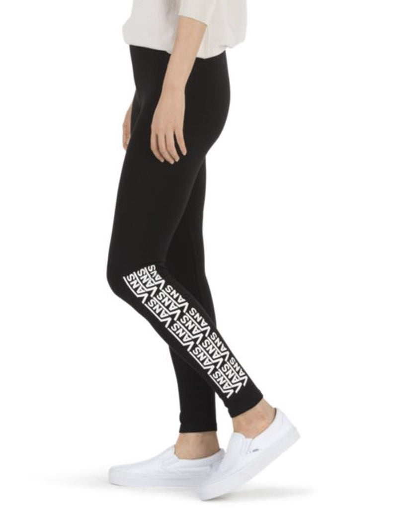 Legging VANS CHALKBOARD FAIR WELL LEGGING BLACK