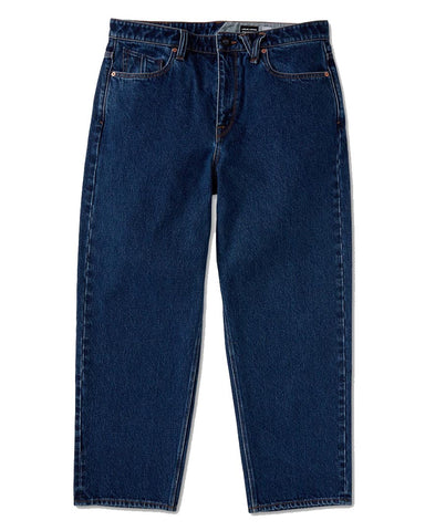 Louie Lopez Tapered Denim Jeans - Blue Rinse
