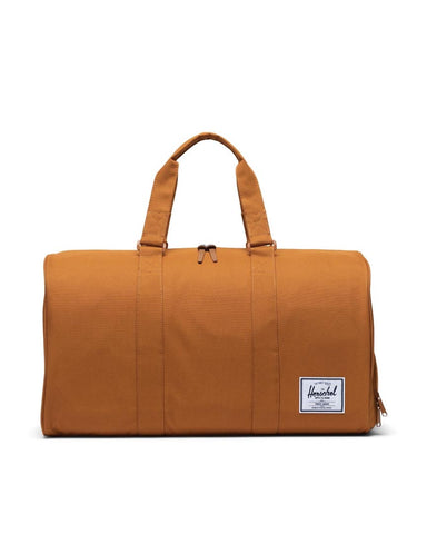 NOVEL DUFFLE 600D POLY PUMPKIN SPICE