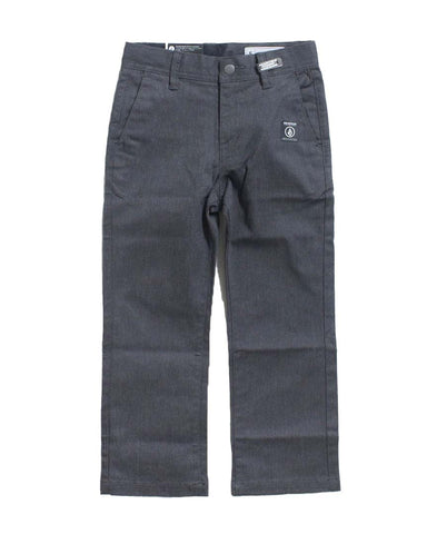 FRICKIN MODERN LITTLE BOYS STRETCH CHARCOAL