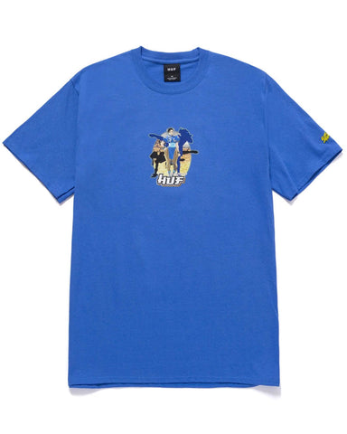 CHUN-LI T-SHIRT ROYAL