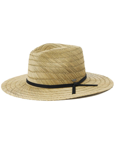 COHEN STRAW COWBOY DARK TAN