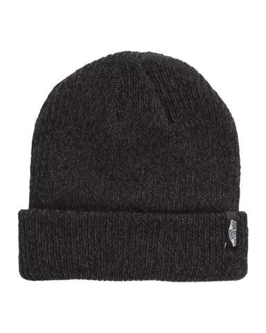 MISMOEDIG BEANIE BLACK HEATHER