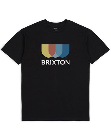 ALTON II S / S TEE - BLACK