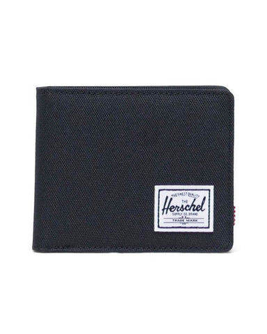 ROY WALLET COIN BLACK