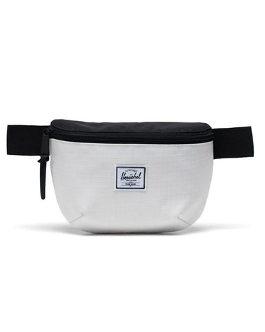 FOURTEEN HIP PACK 600D POLY BLANC DE BLAC RIPSTOP / BLACK