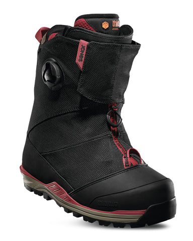 JONES MTB BLACK / TAN / RED 2020