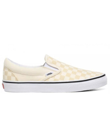 CLASSIC SLIP-ON CHECKERBOARD CLS WHITE/TRUE WHITE