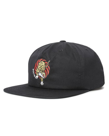 BANDIT MP SNAPBACK - BLACK
