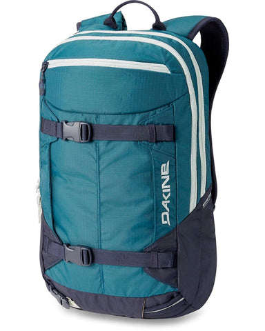 WOMENS MISSION PRO 18L BACKPACK DEEP TEAL