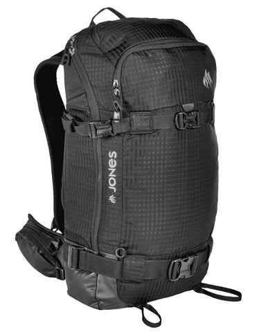 DSCNT RAS 32L BACKPACK BLACK 2021