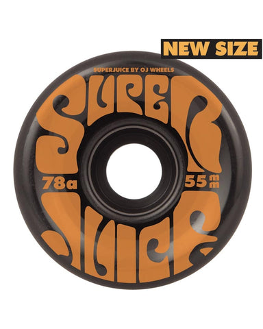MINI SUPER JUICE BLACK 78A 55MM