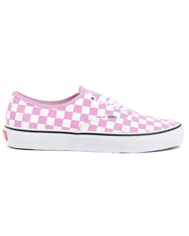 AUTHENTIC CHECKERBOARD / ORCHID WHITE