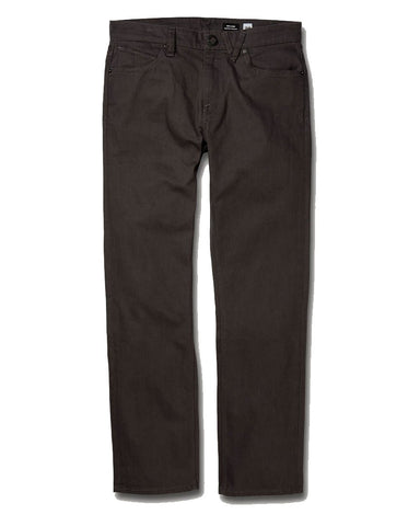 SOLVER 5 POCKET SLUB MODERN FIT JEANS - ASPHALT BLACK