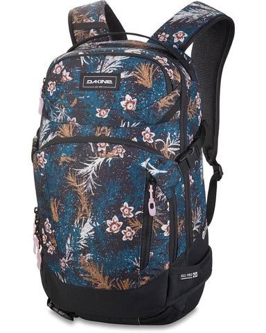 WOMENS HELI PRO 20L BACKPACK B4BC FLORAL