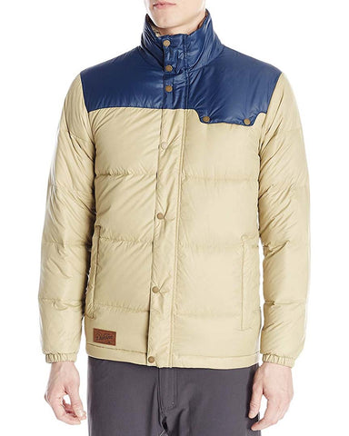 SHERWIN DOWN JACKET DUNE