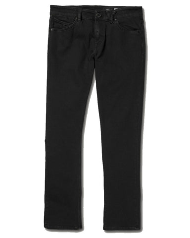 VORTA SLIM FIT JEANS - BLACK OUT
