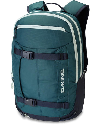 WOMEN'S MISSION PRO 25L DEEP TEAL