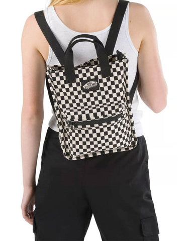 WMS FREE HAND BACKPACK CHECKERBOARD