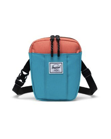 CRUZ CROSSBODY BLUE BIRD / BLACK / EMBERGLOW
