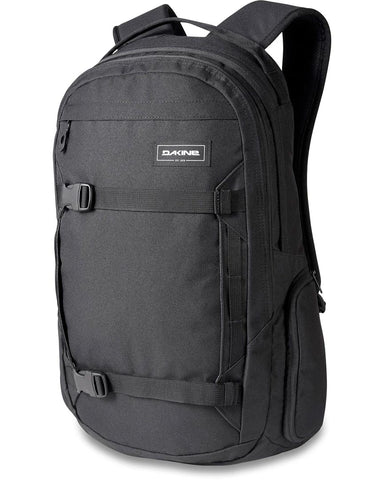 HAPPY CAMPER MISSION 25L BACKPACK BLACK