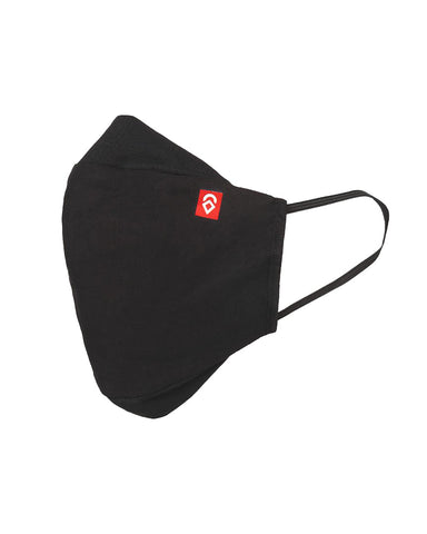 ADVANCED TECHNICAL 3L FACEMASK BLACK