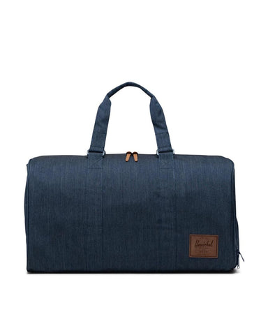 NOVEL DUFFLE 600D POLY INDIGO DENIM X