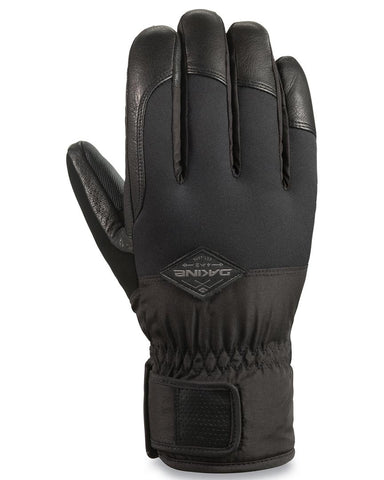 CHARGER GLOVE BLACK