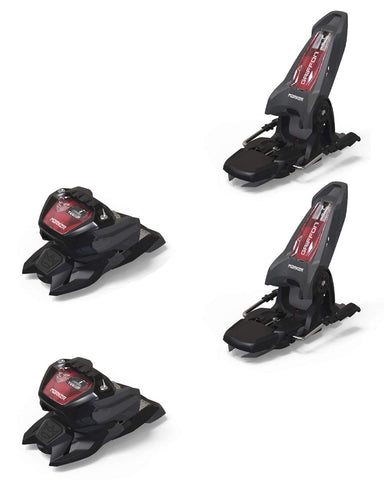 MARKER GRIFFON 13 ID ANTHRACITE-BLACK-RED 2021 SKI BINDING