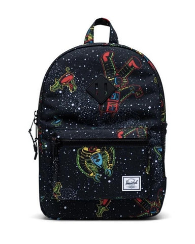HERITAGE BACKPACK KIDS - SPACE ROBOTS