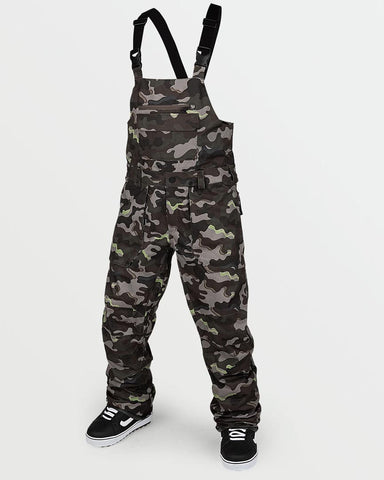 ROAN BIB OVERALL - ARMY