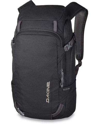 HELI PRO 24L BACKPACK BLACK