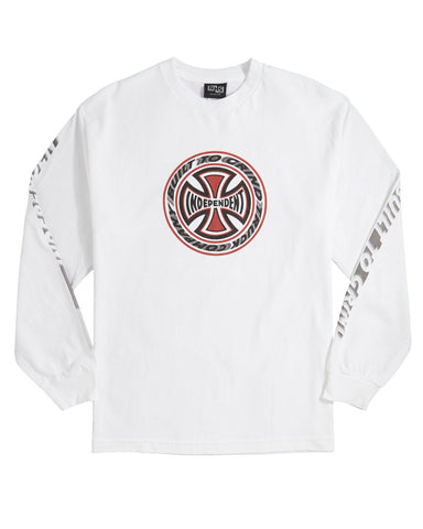 TC BLAZE LS WHITE
