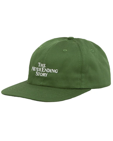 NEVER ENDING STORY CAP KELLY GREEN