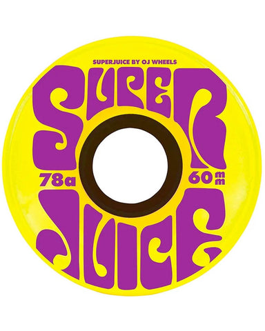 SUPER JUICE YELLOW 78A 60MM