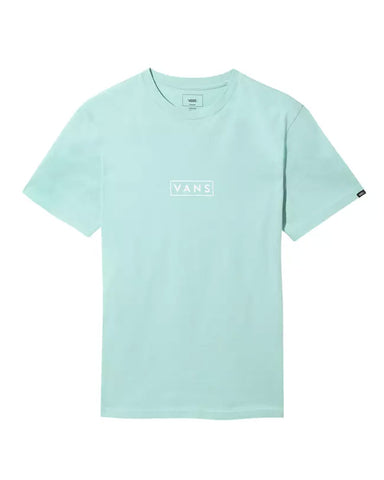 EASY BOX T-SHIRT DUSTY JADE GREEN