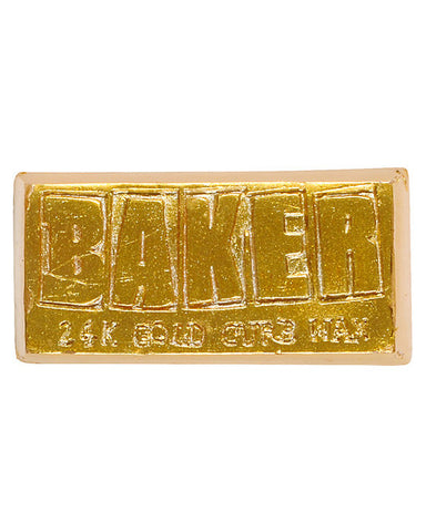 24K GOLD WAX BAR