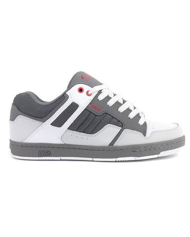ENDURO 125 CHARCOAL WHITE RED NUBUCK