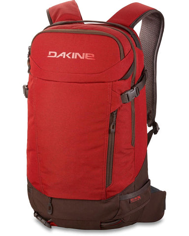 HELI PRO 24L BACKPACK DEEP RED