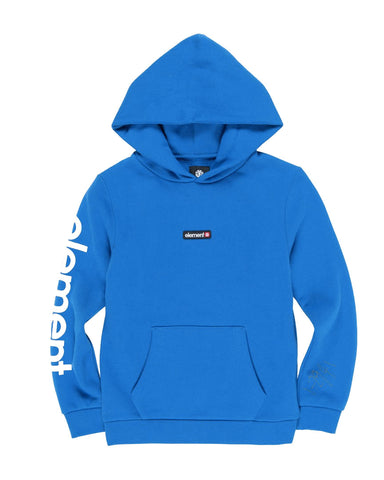 BOYS PRIMO BIG HOOD NAUTICAL BLUE