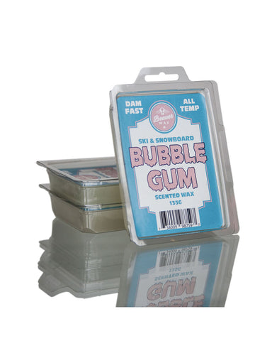 BUBBLE GUM SNOW WAX
