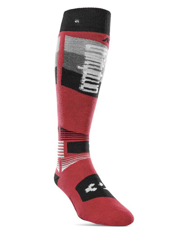 ASI MERINO PERFORMANCE SOCK - RED