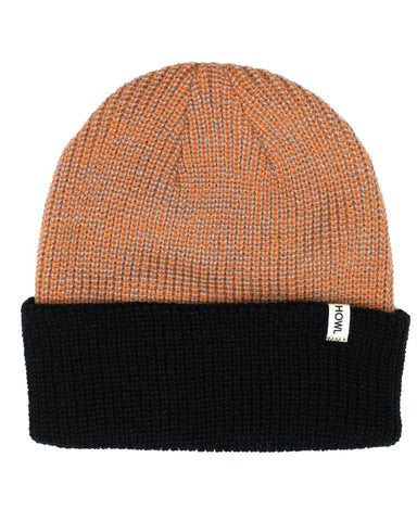 SLASH BEANIE HEATER ORANGE