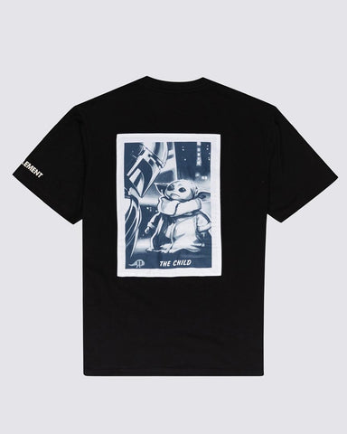 STAR WARS ™ X ELEMENT CHILD T-SHIRT - FLINT BLACK