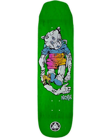 TEDDY ON WICKED PRINCESS GREEN 8.125