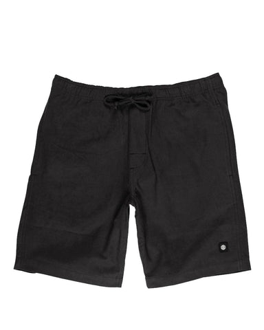 "VACATION SHORT 19"" OFF BLACK"
