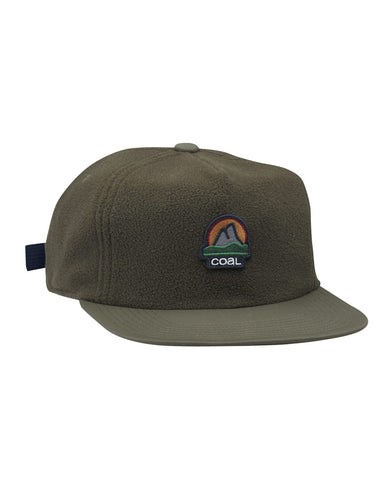 THE NORTH VINTAGE FLEECE HAT - OLIVE