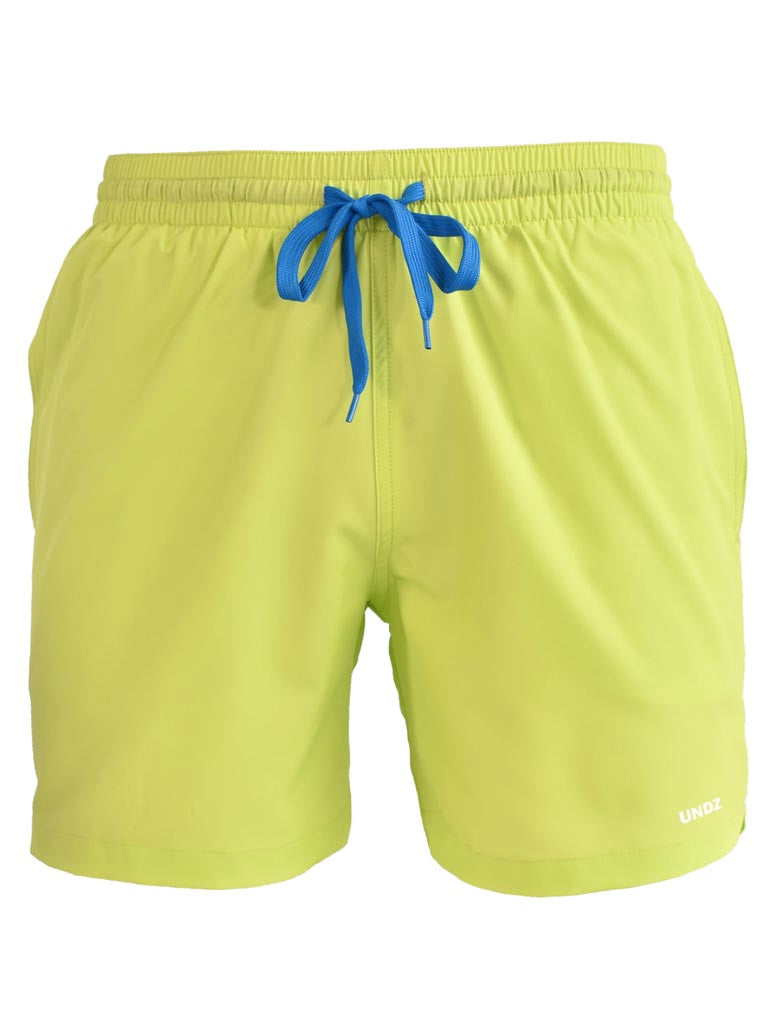 Boardshort UNDZ SWIMTRUNK SECURITY YELLOW