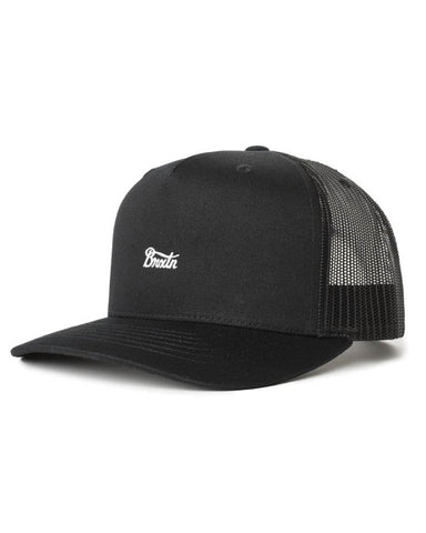 STITH II MP MESH CAP - BLACK